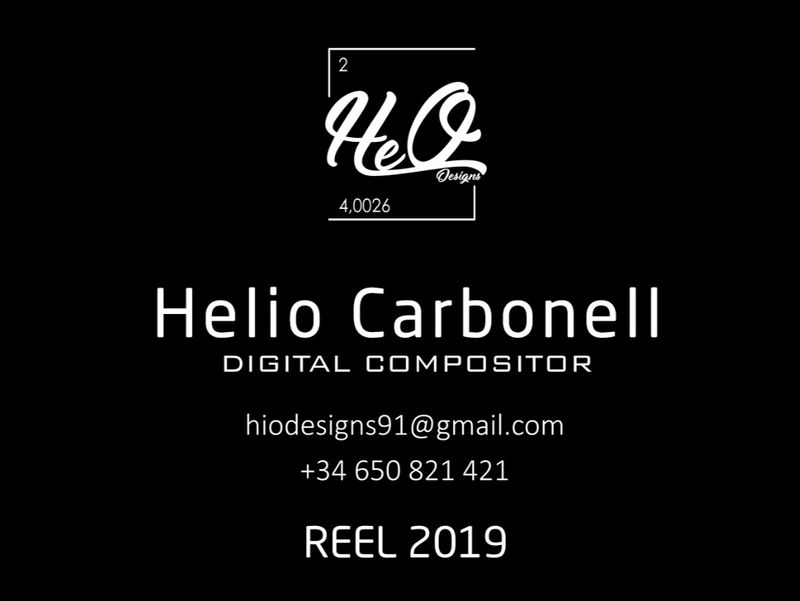 Digital Composition Reel 2019