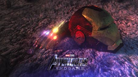 Avengers Endame Poster (I <3 3000)