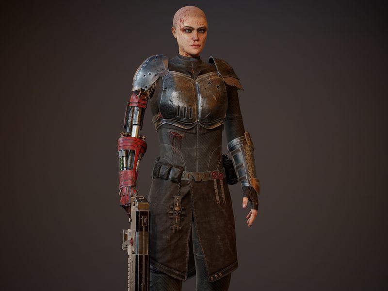 Warhammer Inquisitor