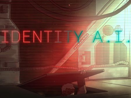 IDENTITY A.I Short Film