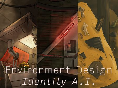 Identity A.I. - Environment Design