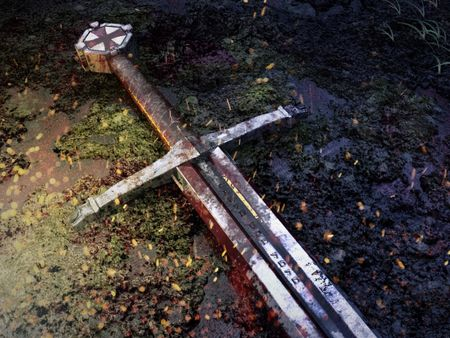 Weekly Drills Medieval Weapons : Templar Sword