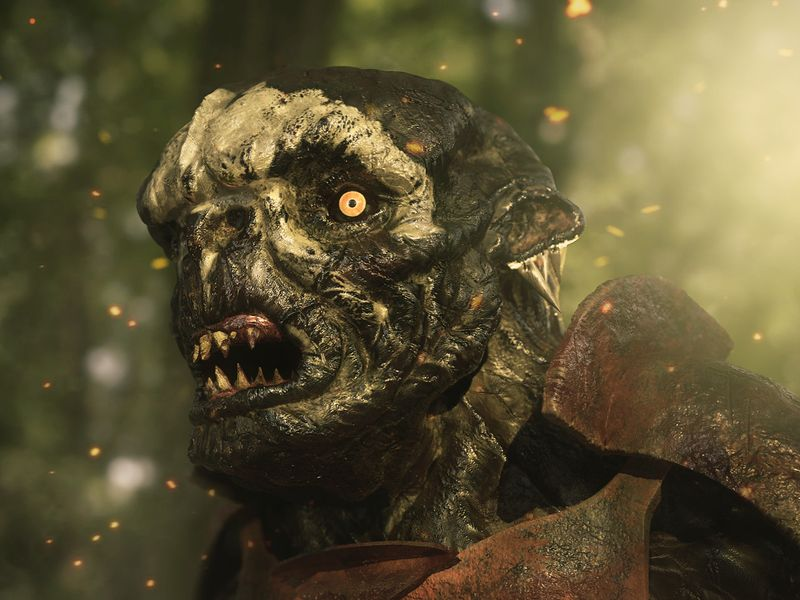 Fantasy Creature : Troll