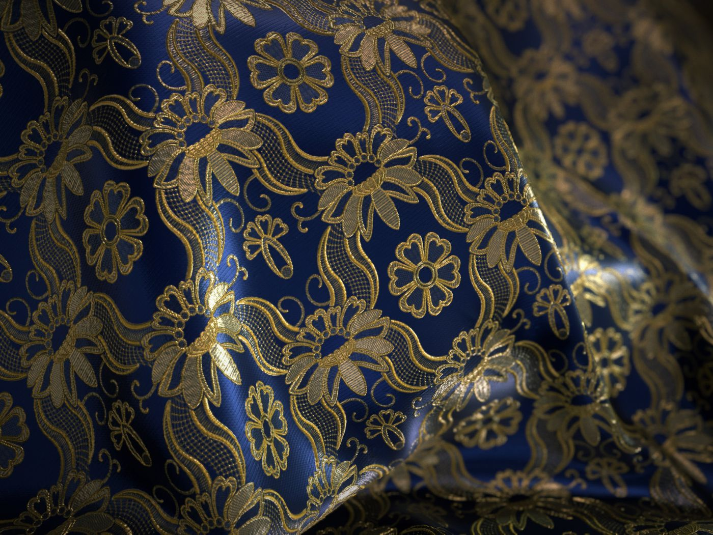 Weekly Drill Fabrics : Royal Cloth