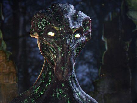 Middle Ages Alien