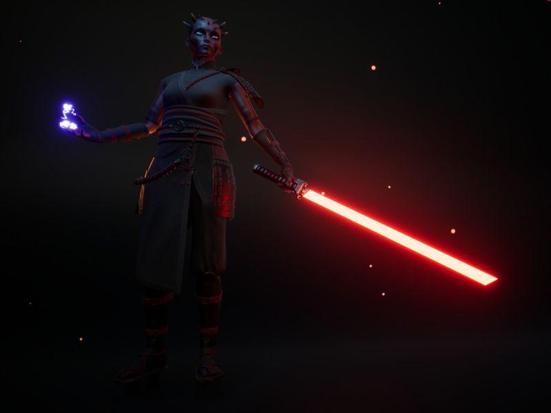 Zabrak Sith