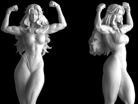Super Hero - She Hulk