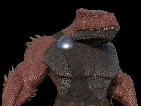 Barbarian Dragonkin