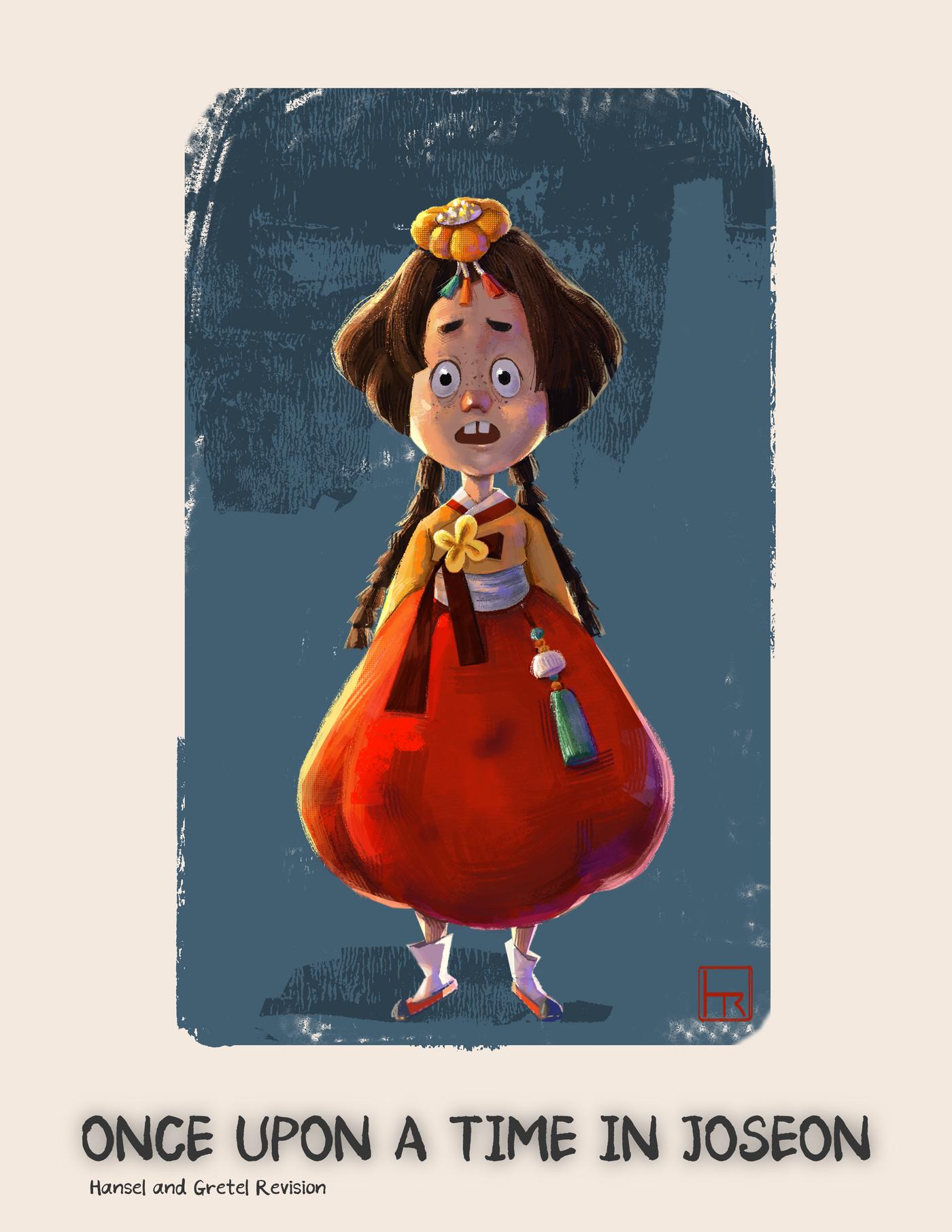Gretel Main Hewrin