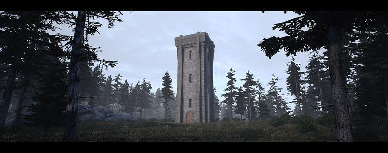 Lone Tower (UE4)