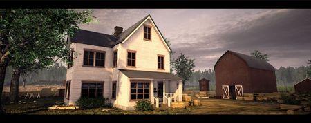 Telltale's The Walking Dead Hershel's Farm Remake (UE4)