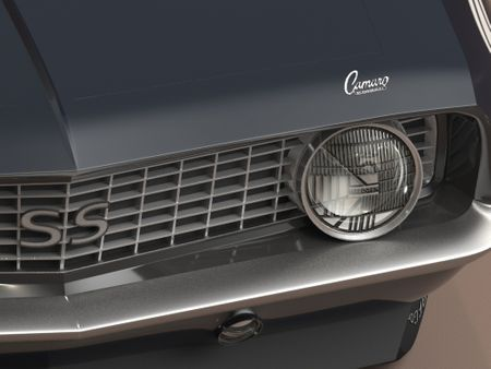 Chevrolet Camaro SS 350