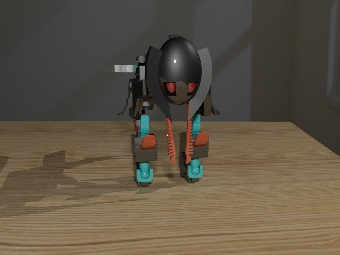Bionicle Model