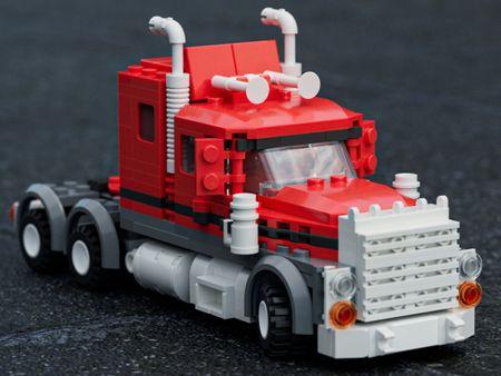 Lego Protector Truck