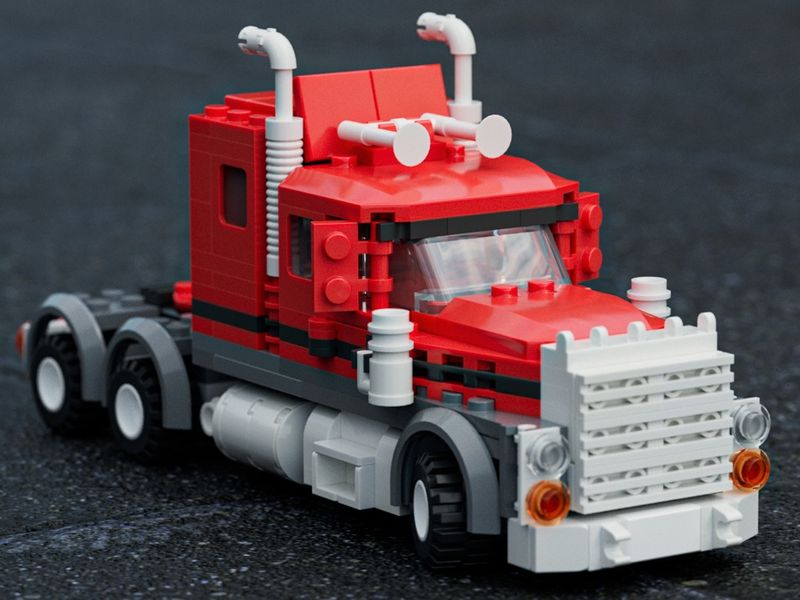Lego Protector Truck