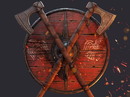 Viking Loadout