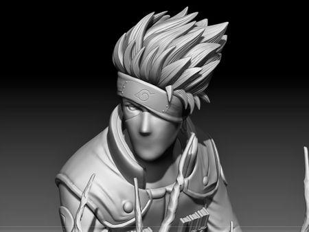 Kakashi 3D