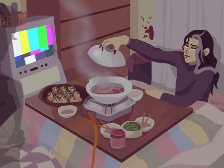 Tanukiyaki- Opening Sequence