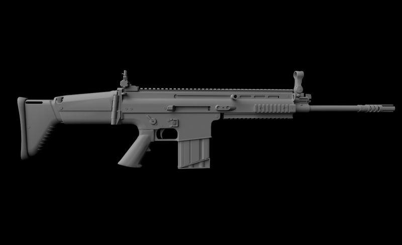 SCAR Rifle