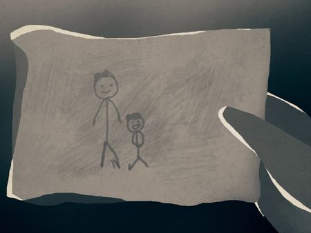 Papa : Mon Amour | A 2D animated short film