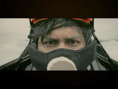 The Traveller : A Science Fiction VFX short