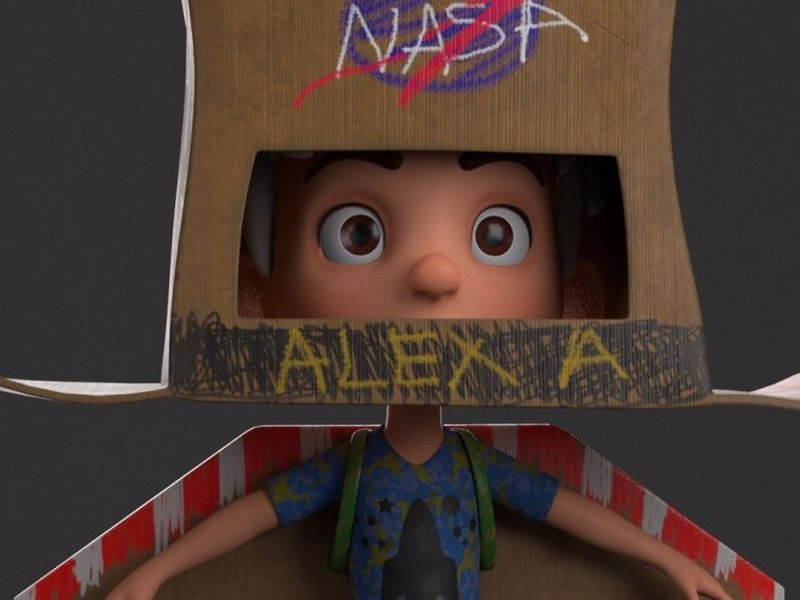 Boy Cartoon |Alex (Teaser)