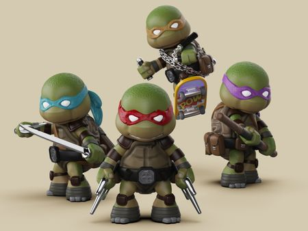 TMNT - Ready to Rumble