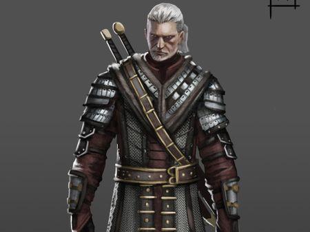Geralt Koviri Witcher Gear