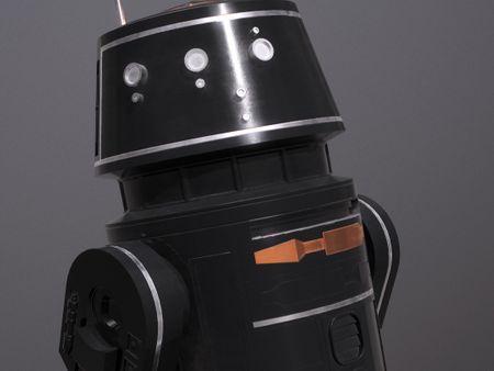 R5-J2 Imperial Astromech Droid