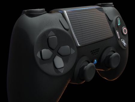 PS4 Dual-Shock Wireless Game Controller
