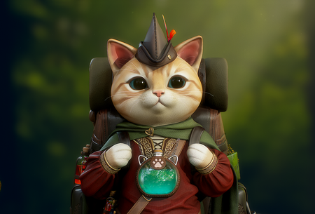 Hyungjin Yang - Game Character Portfolio