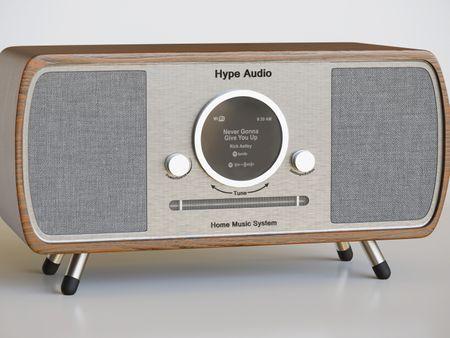 Vintage Modern Speaker
