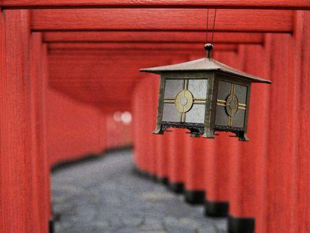 Tori Gate Path