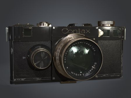 Vintage Camera - Zeiss Ikon Contax
