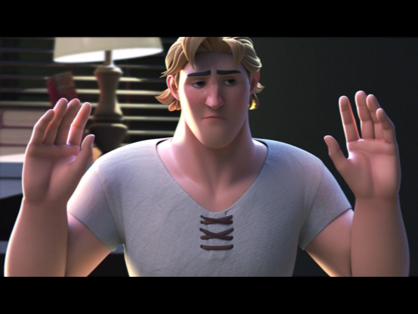 Iván Mahindo - 3D animations