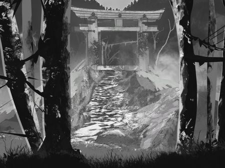 Forgotten Monastery
