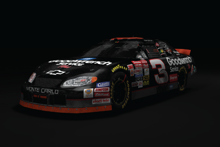 NASCAR Gen 4 Stock Cars