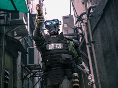 Hong Kong 2084