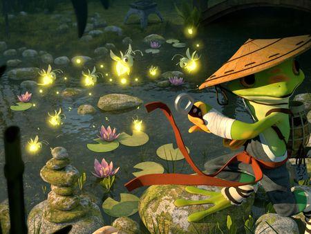 Ronen the Frog