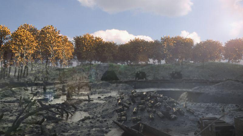 CG Environment Showreel: Assim Kamuka