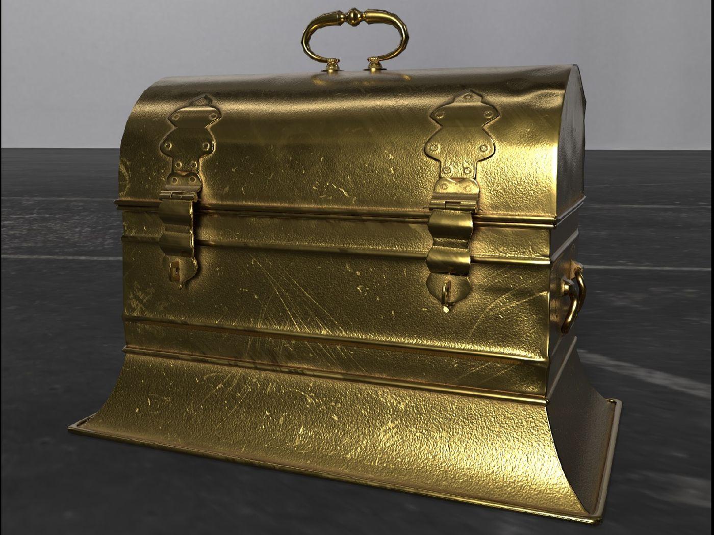 Persian Wedding Box