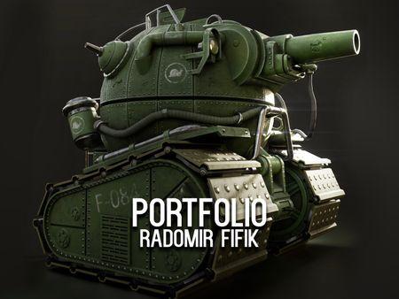 Radomir Fifik - TU Portfolio