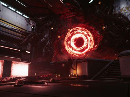 Facility U-A 12.6 | Doom inspired environment