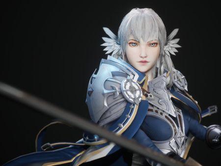 Templar Knight   Realtime character
