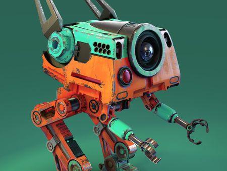 ZBrush Robot Workshop
