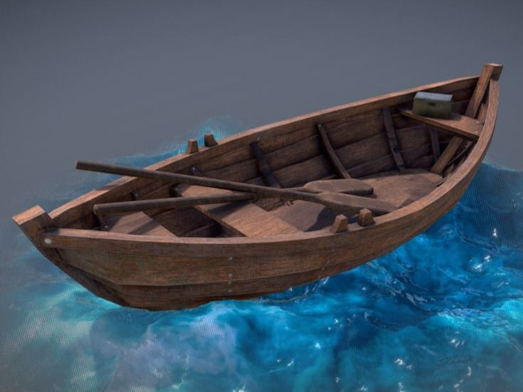 Norwegian Rowboat