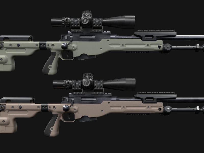 AT International Sniper