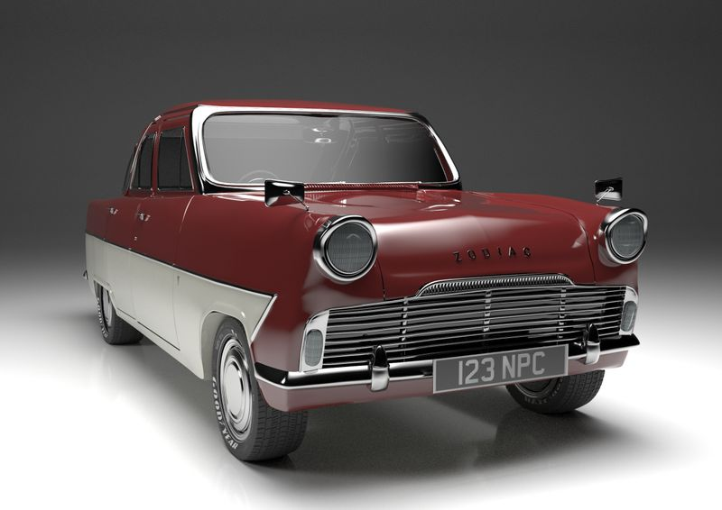 Ford Zodiac 1959