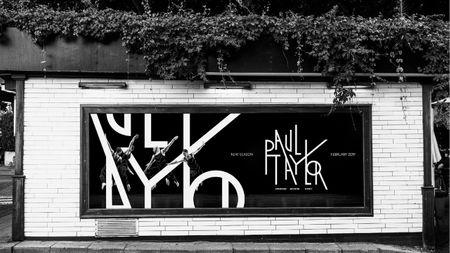Paul Taylor Rebranding