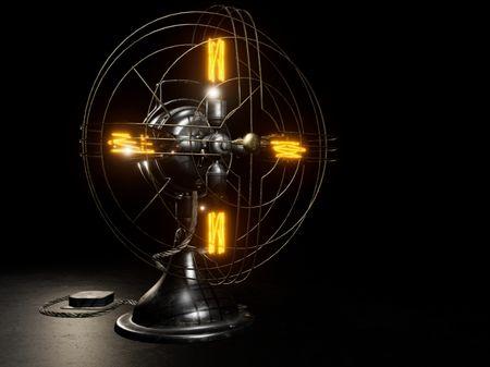 Light Fan Asset